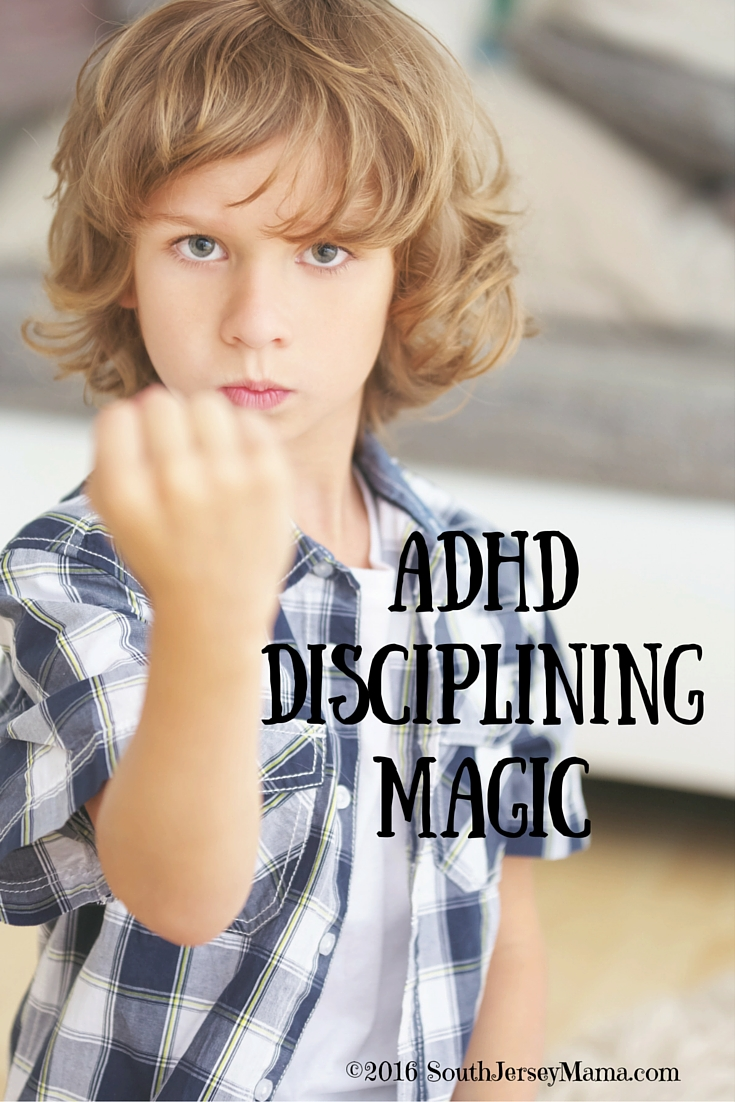 ADHDDISCIPLINING MAGIC